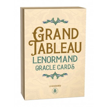 Grand Tableau Lenormand Oracle kortos