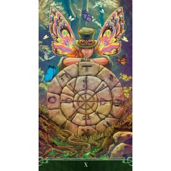 Tarot At The End Of The Rainbow Kortos