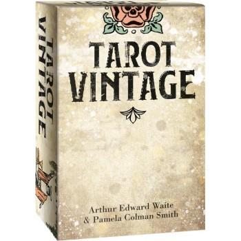 Tarot Vintage Kortos
