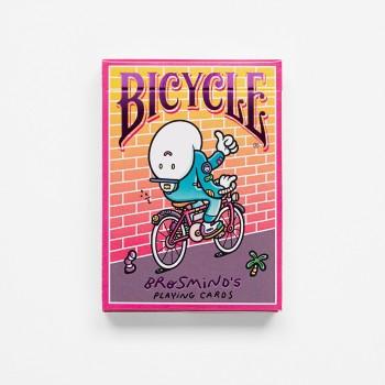 Bicycle Borsmind's Four Gang kortos