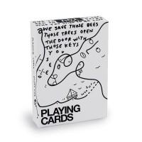 Shantell Martin Whitney White Theory11 žaidimo kortos
