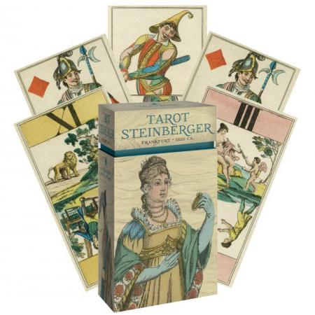 Tarot Steinberger Kortos