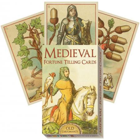Medieval Fortune Telling Kortos