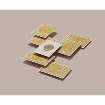 DKNG Yellow Wheel kortos