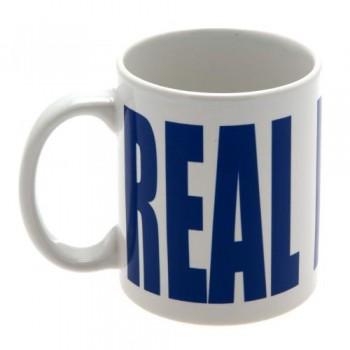 Real Madrid C.F. puodelis (su pavadinimu)