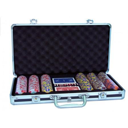Pokerio rinkinys - Joker Casino 300 High stakes