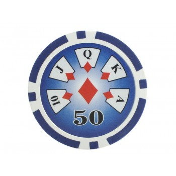 Pokerio rinkinys - Royal Flush 500 Low stakes