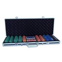 Pokerio rinkinys - Suited Design 500