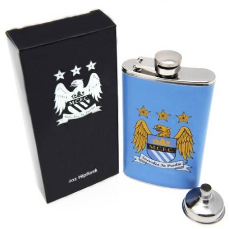 Manchester City F.C. metalinė gertuvė