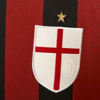 A.C. Milan oficialūs Adidas rungtynių marškinėliai 2015-2016