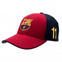 F.C. Barcelona kepurėlė su snapeliu (Neymar)