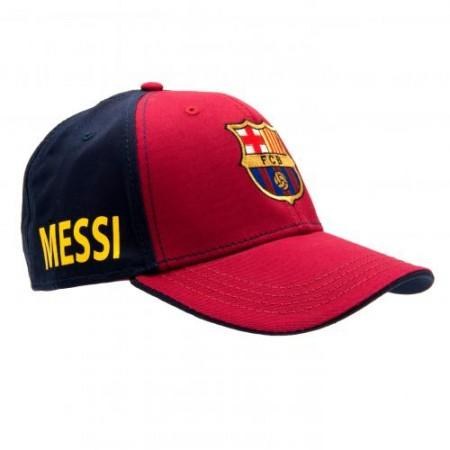F.C. Barcelona kepurėlė su snapeliu (Messi)