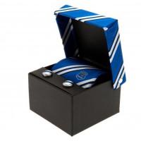 Everton F.C. kaklaraiščio ir sąsagų rinkinys