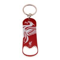 Liverpool F.C. butelio atidarytuvas - raktų pakabukas (Raudonas)